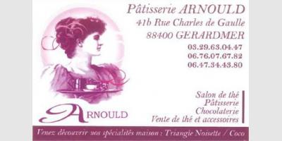 SALON DE THE ARNOULD
